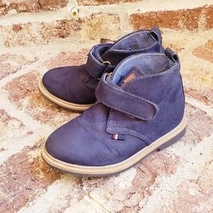 Tommy Hilfiger high top dress boots toddler 6